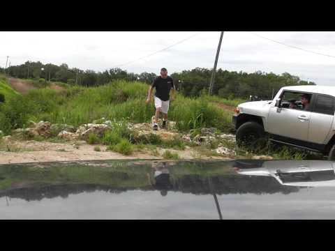 BDD Jeep at Hard Rock Ocala - Raw footage with sound, no music! lol