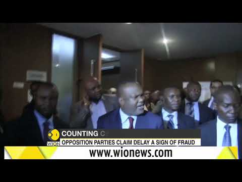 DR Congo election: Results 'may be delayed'