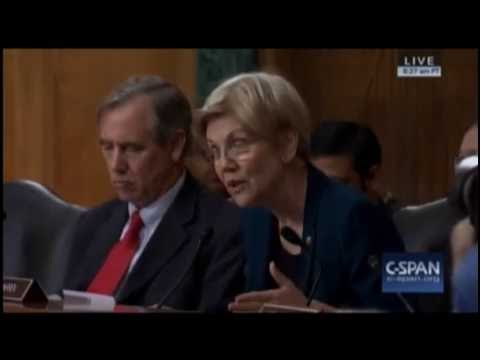 Elizabeth Warren Flays Wells Fargo CEO: 'You Should Resign'