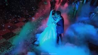 Красивый свадебный Вальс Тажетдин и Людмила
