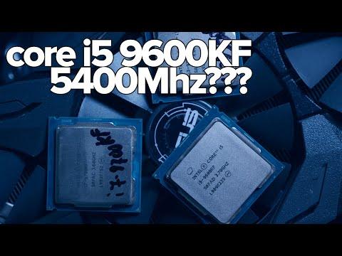 Что может на 5400 Mhz Intel Core I5 9600KF Vs I7 9700KF Vs Ryzen 7 3800X Vs Core I9 9900KF