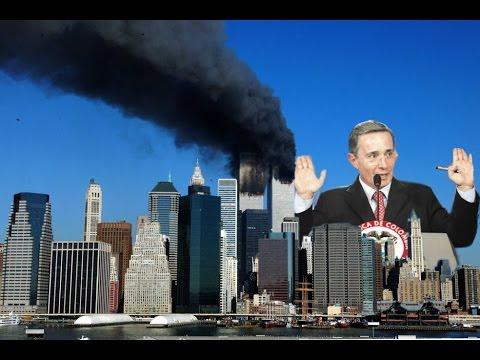 Así vivió Álvaro Uribe la caída de las Torres Gemelas