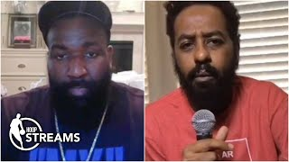 Hoop Streams reacts to the death of George Floyd