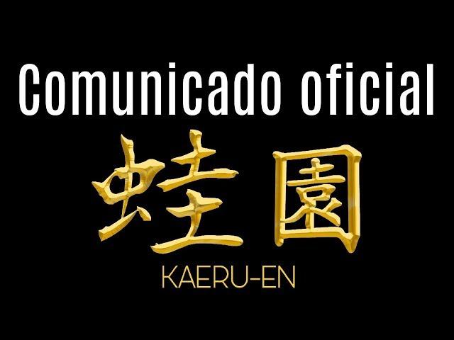 Comunicado oficial escuela de bonsai online