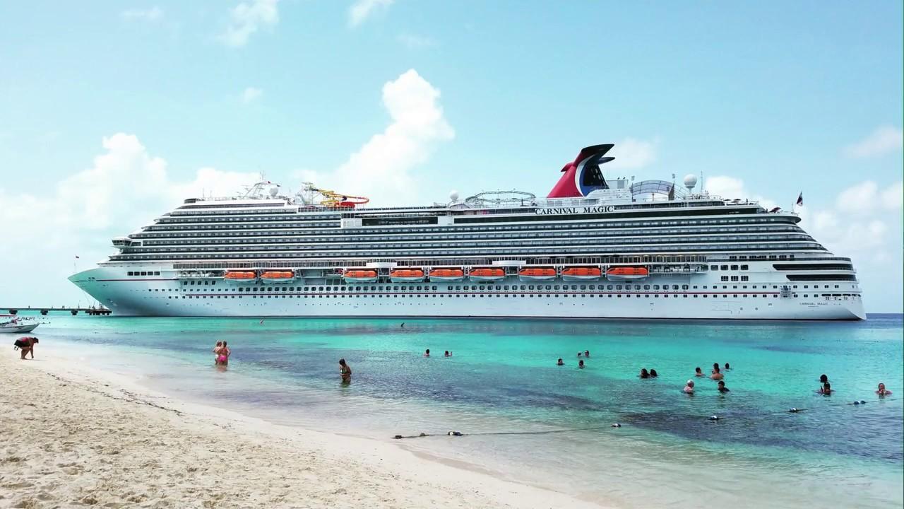 Carnival Magic Cruise August 26 2017 Youtube