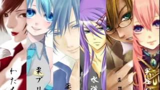 初音ミクオリジナル『火葬曲』【合唱】/ Cremation Melody - Nico Nico Chorus