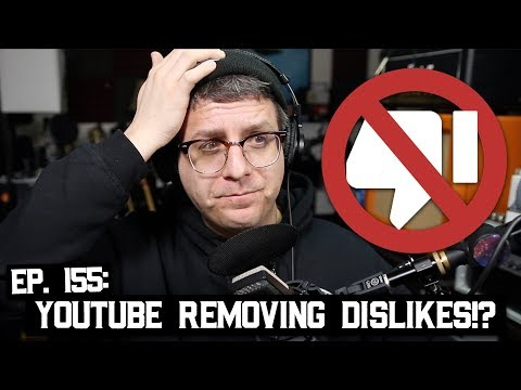 YouTube Removing the Dislike Button, Spotify Acquiring Anchor, & More (BSP-155) Mp3