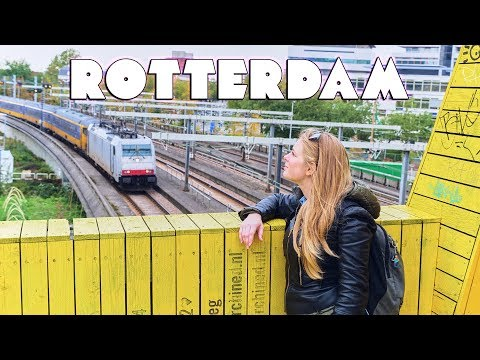 Rotterdam City Guide - The Way Away