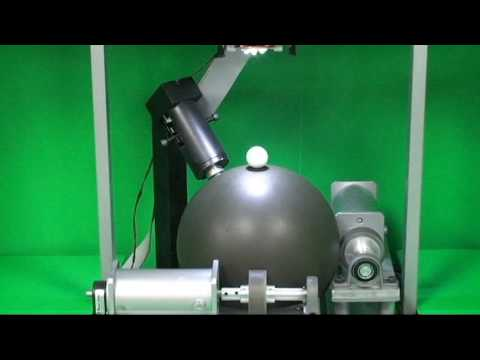 Stabilization of a Ball on Sphere System Using Sliding Mode Control
