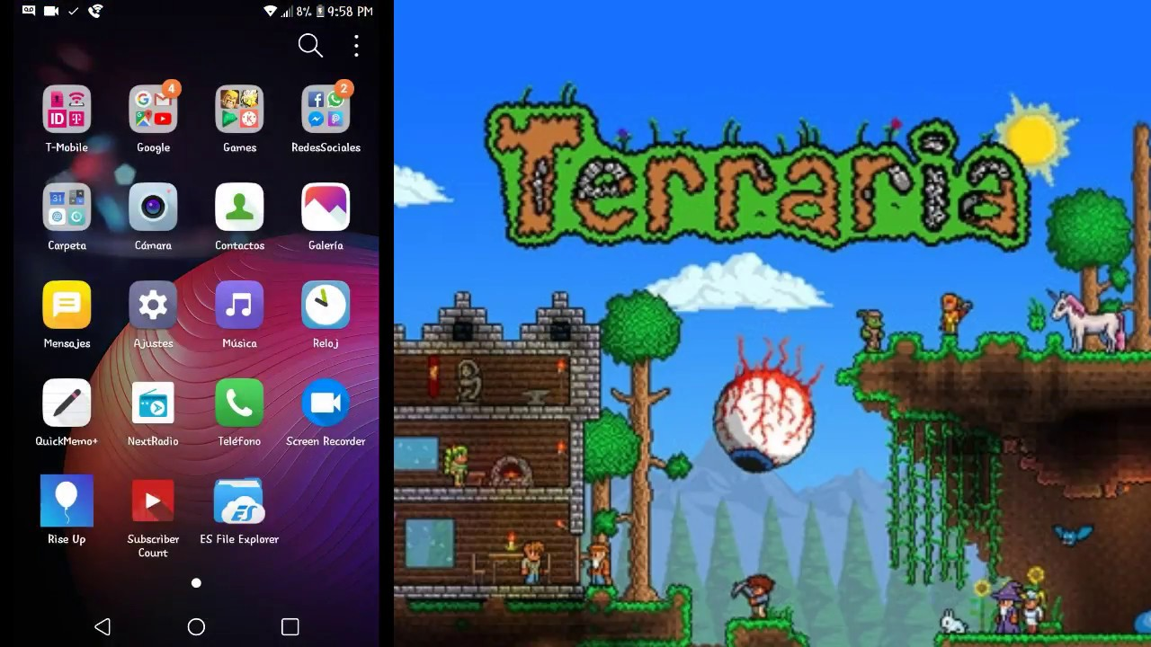terraria full version apk 2018