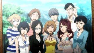 [HD] [PS Vita] Persona 4 Golden - True Ending / New Epilogue & Credits