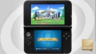 Rhythm Hunter Harmo Knight (3DS) - All 5 Pokémon-Stages