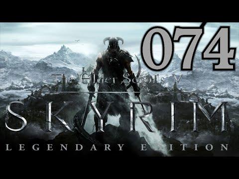 Let's Play Skyrim - Legendary Edition [German][Blind][#74] Eine Denkwürdige Nacht!