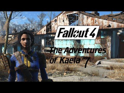 Fallout 4: The Adventures of Kaela (Part 7) USAF Satellite Station Olivia