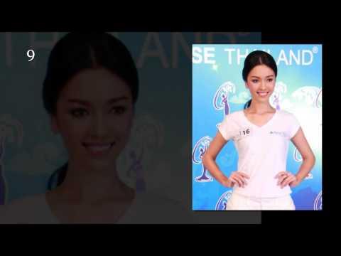 Miss universe Thailand 2013 POLL 1#