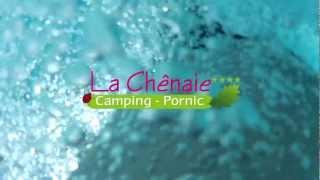 Piscine du camping La Chenaie Yelloh Village PORNIC 44
