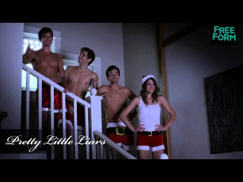 Pretty Little Liars | Season 5, Episode 14 Clip: Santa Boxers | Freeform