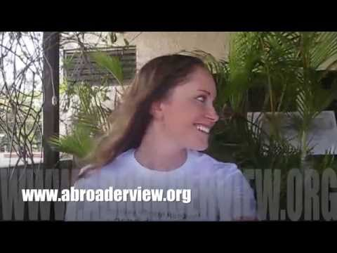 Video Review Volunteer Meaghan Connolly Honduras La Ceiba Health Care program