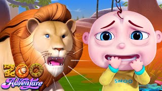 Zoo Adventure Episode | Zool Babies Series | Videogyan Kids Shows | Cartoon Animation For Children