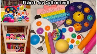 Fidget Toy Collection!! 🛍 Updated Version!!