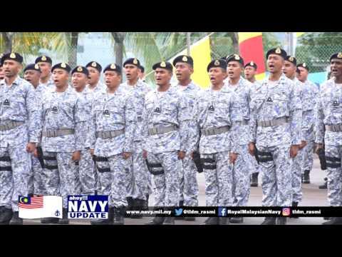 ROYAL MALAYSIAN NAVY - NAVYWAY - NYANYIAN SAMUDERA RAYA