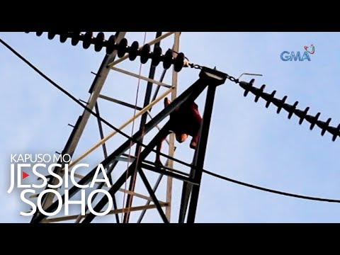 Kapuso Mo, Jessica Soho: Ang misteryosong lalaki sa tore sa Zamboanga City