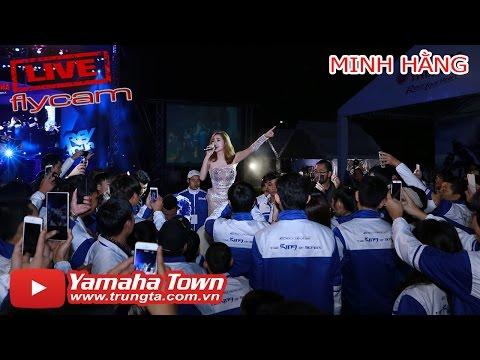 Minh Hằng đại náo Đại hội Exciter 2015 tại Đà Nẵng ▶