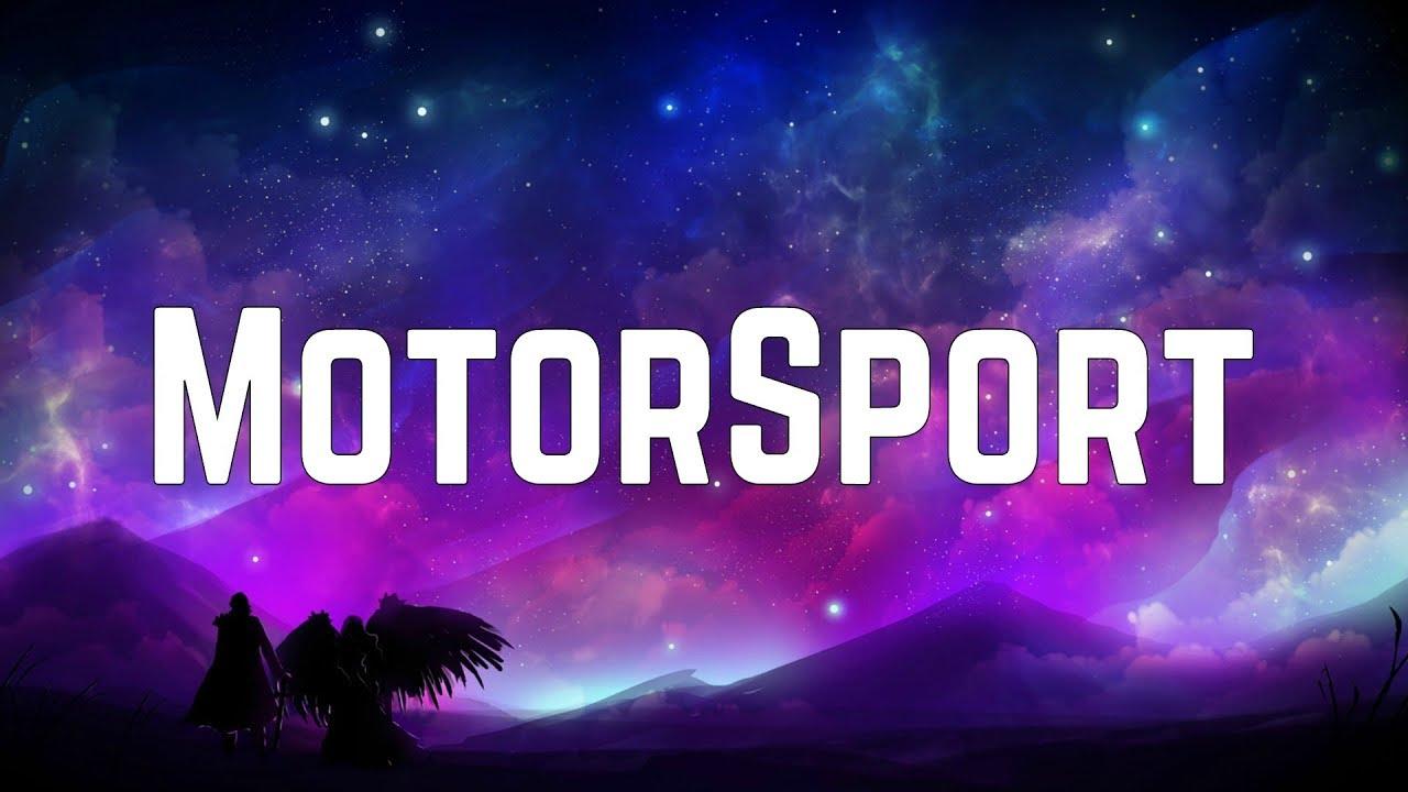 Rithka: Motorsport Song Lyrics