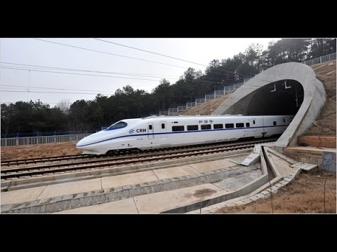 China, Bullet Train Travel Experience (China Train Guide)