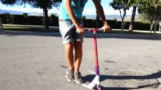 tutorial como hacer tailwhip / scooter