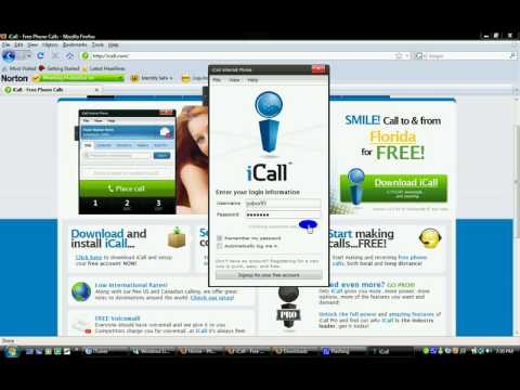 icall internet phone