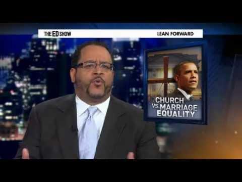 Obamas stand on same sex marraige