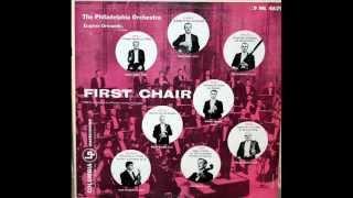 Handel / Marcel Tabuteau, 1952: Oboe Concerto No. 3 in G minor, Complete - Eugene Ormandy