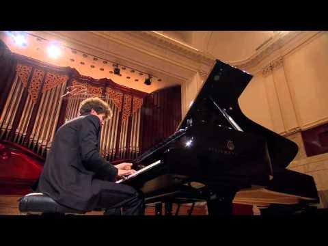 Szymon Nehring – Etude in B minor Op. 25 No. 10 (third stage)