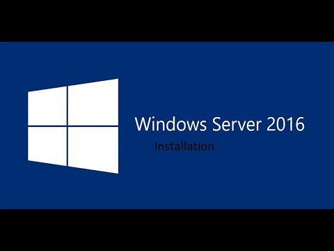 How To Install Windows Server 2016 | Step By Step Guide | Windows Server Services | What Is Windows