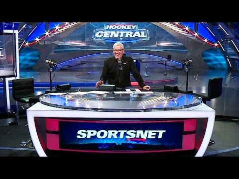 Your host of Hockey Central at Noon is... Doug MacLean?