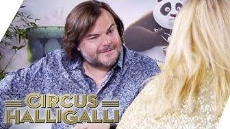 Unnötig kompliziertes Interview mit Jack Black | Circus HalliGalli | ProSieben
