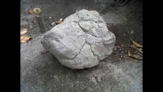 Treasure Rock found in Polomolok South Cotabato Philippines.