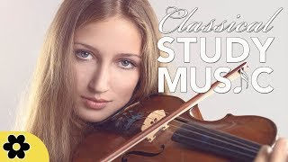 Relaxing Music for Studying, Classical Music, Instrumental Music, Meditation Music, ♫E103D