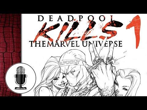 КомикВойССС - Дэдпул Истребляет Вселенную Марвел #1