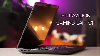 HP Pavilion Gaming Laptop // The Budget Omen 15!