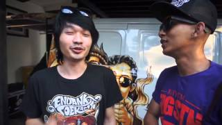 Endank Soekamti | The Making Of Album Angka 8 #Day1 ( Web Series )