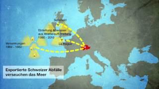 Atomabfälle auf der ganzen Welt - swiss made
