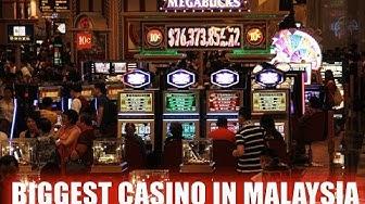 Biggest Casino in Malaysia || Genting Highland