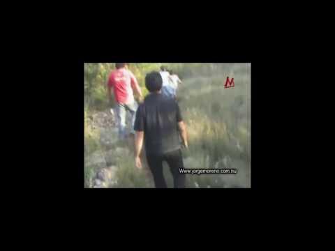123.- Video de brujo transformado en mono a plena luz del día