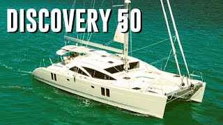 Download Discovery 50 Catamaran Review 2019 | Our Search For The Perfect Catamaran. Mp3 and Videos