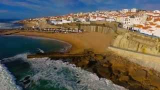 Ericeira   Portugal (DJI Phantom 3 Professional - 4K)
