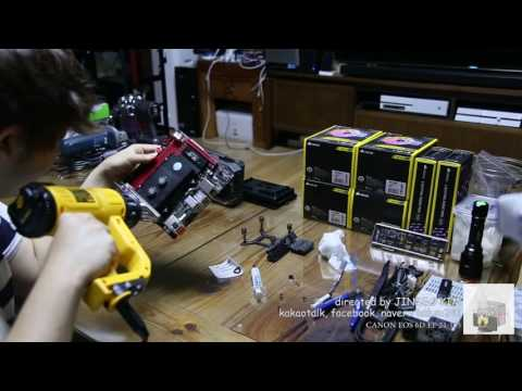 Custom Water Cooled Build i7 4790K / VI IMPACT / LIANLI PC-O5S DISASSEMBLY and WATERBLOCK INSTALL