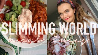 Hello everyone! so this video is a slimming world meal inspiration vlog - i've listed any recipes below, and it's essentially the sort of food i eat to lose ...