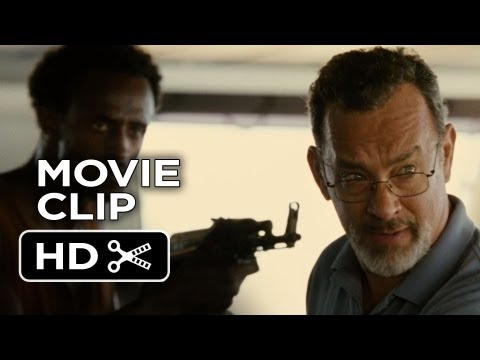 Download Youtube: Captain Phillips Movie CLIP - Taking Over (2013) - Tom Hanks Movie HD